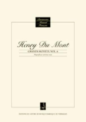 Magnificat anima mea - Henry Dumont - Partition - laflutedepan.com