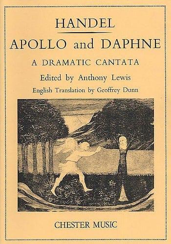Apollo And Daphne - HAENDEL - Partition - Duos - laflutedepan.com