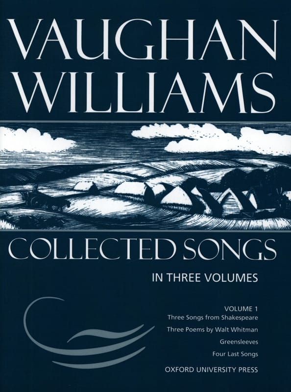 Collected Songs Volume 1 - WILLIAMS VAUGHAN - laflutedepan.com