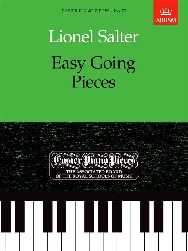 Easy Going Pieces - Salter - Partition - Piano - laflutedepan.com