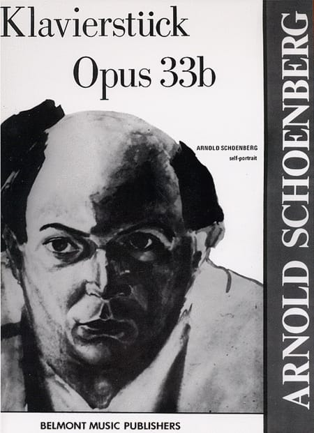 Arnold Schoenberg - Klavierstück Opus 33b - Partition - di-arezzo.com