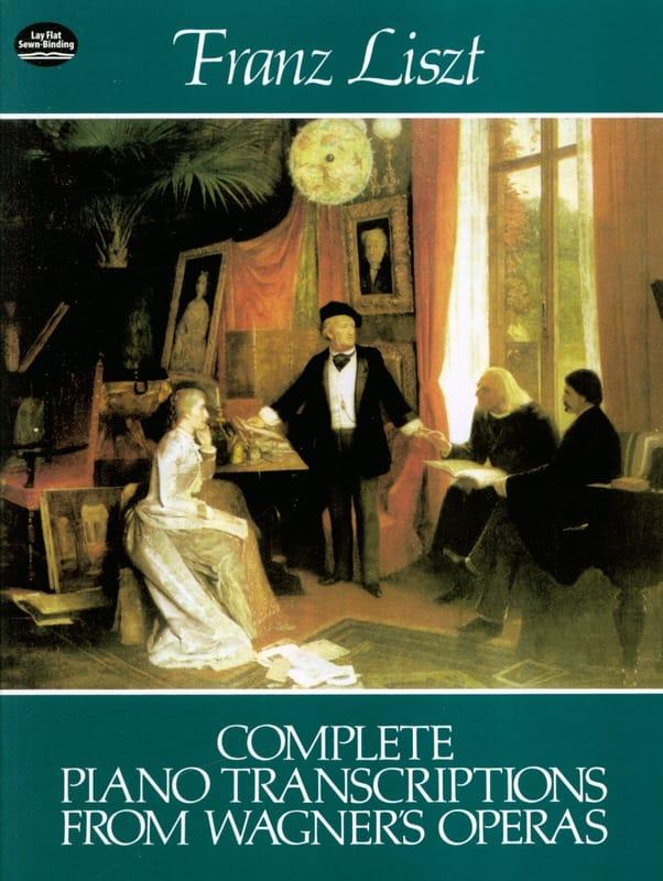 Complete Piano Transcriptions From Operas - laflutedepan.com