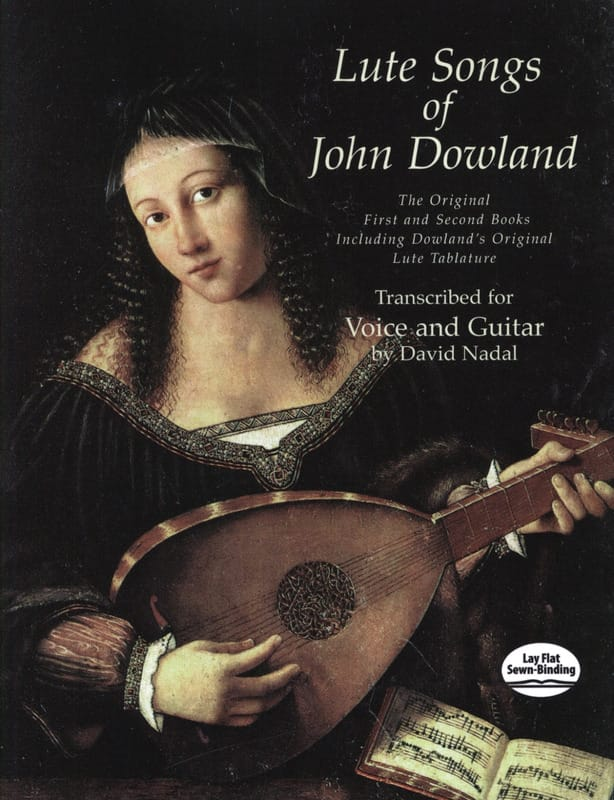 John Dowland - Lute Songs Books 1 and 2 - Partition - di-arezzo.co.uk