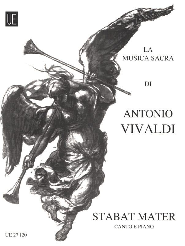 VIVALDI - Stabat Mater RV 621 - Partition - di-arezzo.co.uk
