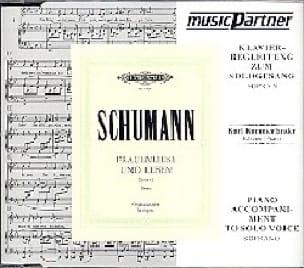 SCHUMANN - Frauenliebe Und Leben Opus 42. CD - Partition - di-arezzo.co.uk