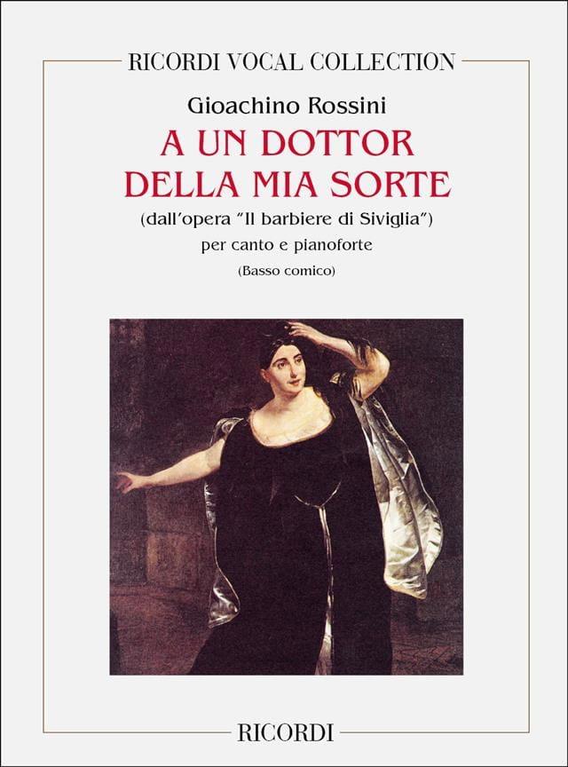 A un Dottor Della Mia Sorte. il Barbiere Di Siviglia - laflutedepan.com
