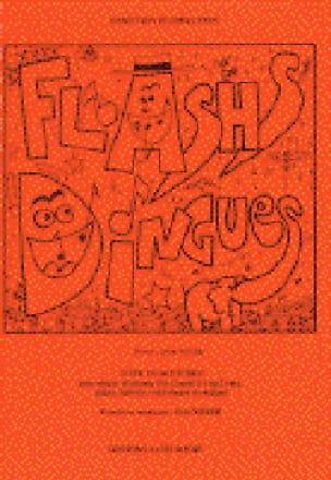 Eric Noyer - Crazy flashes. Driver - Partition - di-arezzo.com