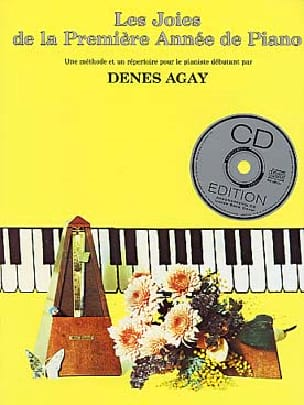 - The Joys of the First Piano Year - with CD - Partition - di-arezzo.co.uk
