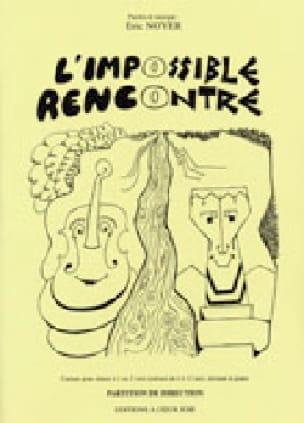 L'impossible Rencontre Conducteur - Eric Noyer - laflutedepan.com