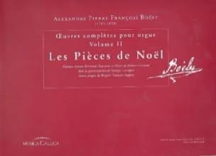 Alexandre Pierre François Boëly - Obras completas. Volumen 2 - Partition - di-arezzo.es