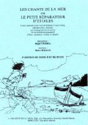 Roger Calmel - Les Chants de la Mer. Conducteur - Partition - di-arezzo.fr