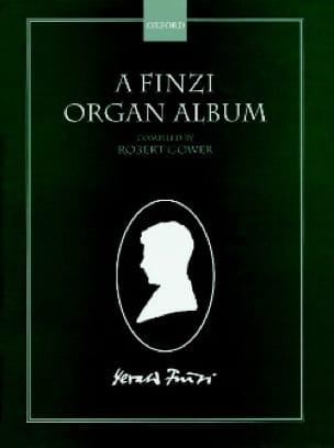 Organ Album - Gerald Finzi - Partition - Orgue - laflutedepan.com
