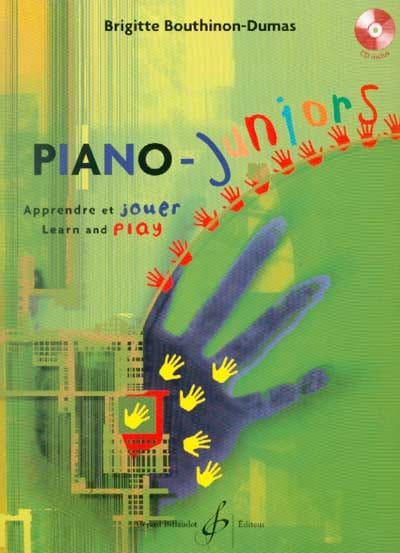 Piano-Junior - Bouthinon-Dumas - Partition - Piano - laflutedepan.com