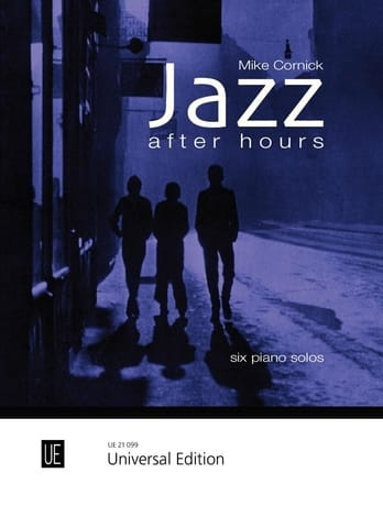 Mike Cornick - Jazz After Hours - Partition - di-arezzo.co.uk
