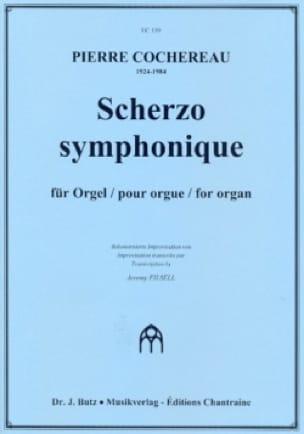 Pierre Cochereau - Symphonic Scherzo - Partition - di-arezzo.co.uk
