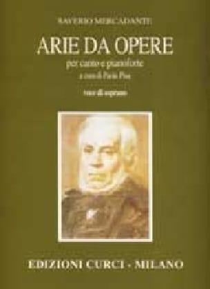 Arie Da Opere. Soprano - Saverio Mercadante - laflutedepan.com