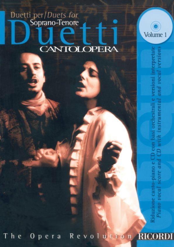 - Duetti Per Soprano-Tenore Volume 1 - Partition - di-arezzo.com