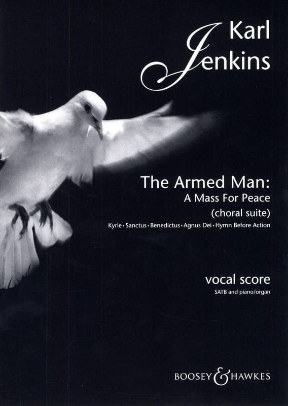 Karl Jenkins - The Armed Man: Mass for Peace Choral Suite - Partition - di-arezzo.co.uk