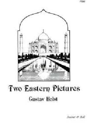 2 Eastern Pictures : Spring et Summer - HOLST - laflutedepan.com