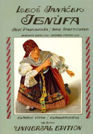 Jenufa - JANACEK - Partition - Opéras - laflutedepan.com