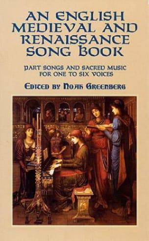 An English Medieval And Renaissance Song Book - laflutedepan.com