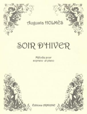 Soir d'hiver - Augusta Holmès - Partition - laflutedepan.com