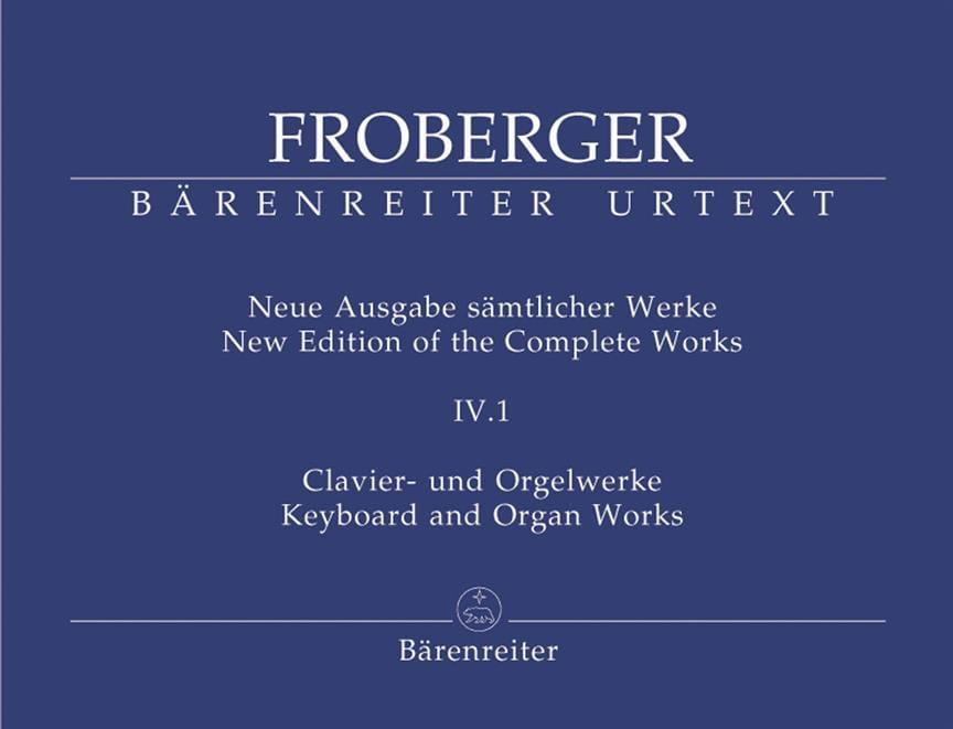 Neue Ausgabe Sämtlicher Werke Volume 4 Partie 1 - laflutedepan.com