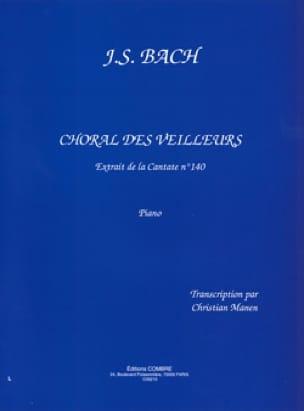 Choral des Veilleurs, Cantate 140 - BACH - laflutedepan.com