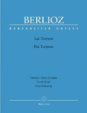 BERLIOZ - The Trojans - Partition - di-arezzo.com