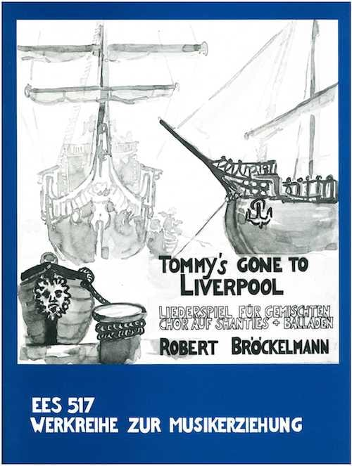 Tommy's Gone To Liverpool - Brockelmann - Partition - laflutedepan.com