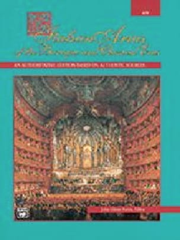 Italian Arias Of The Baroque And Classical Eras Voix Grave - laflutedepan.com