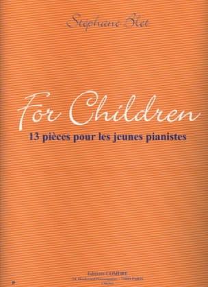 For Children Hors Opus - Stéphane Blet - Partition - laflutedepan.com