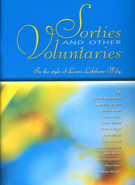 Sorties And Other Voluntaries - Partition - laflutedepan.com