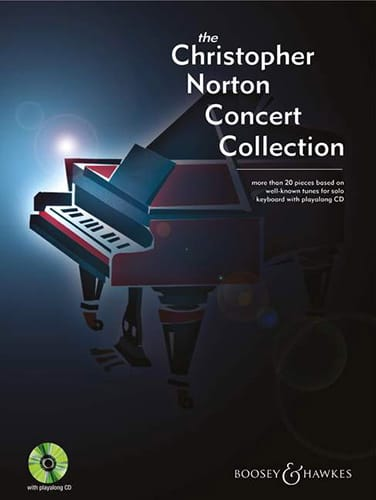 Christopher Norton - Christopher Norton Concert Collection - Partition - di-arezzo.co.uk