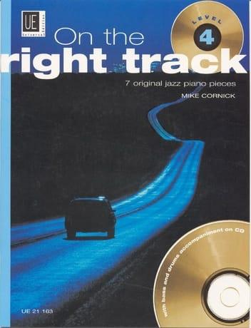 Mike Cornick - On The Right Track Level 4 - Partition - di-arezzo.co.uk