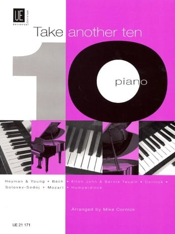 Take Another 10 - Partition - Piano - laflutedepan.com