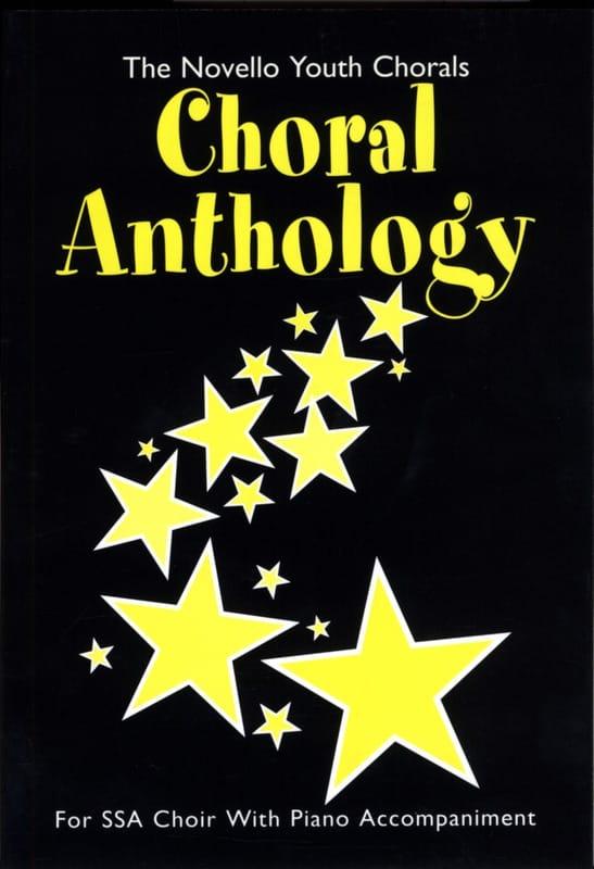 Choral Anthology SSA - Partition - Chœur - laflutedepan.com