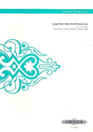Largo de la Symphonie Du Nouveau Monde - DVORAK - laflutedepan.com