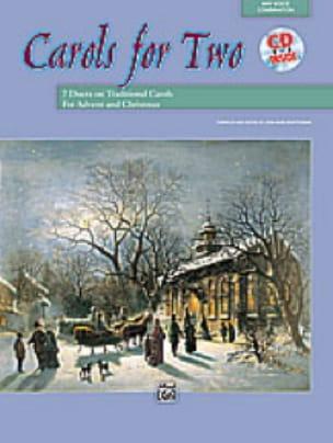 - Carols For Two - Partition - di-arezzo.fr