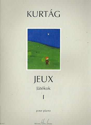 György Kurtag - Jatekok, volumen 1 - Partition - di-arezzo.es