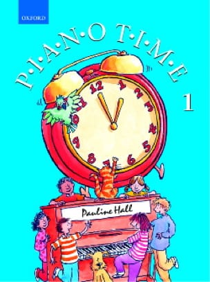 Piano Time Volume 1. Nouvelle Edition - laflutedepan.com