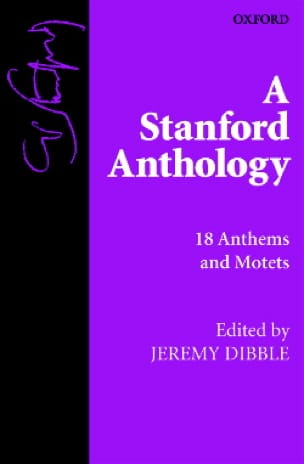 An Anthology - Charles Villiers Stanford - laflutedepan.com