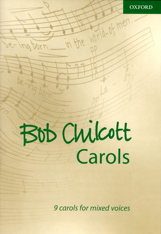 9 Carols Volume 1 - Bob Chilcott - Partition - laflutedepan.com