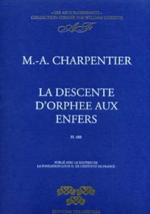 La Descente d'Orphée Aux Enfers H 488 - CHARPENTIER - laflutedepan.com