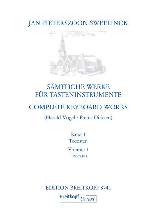 Jan Pieterszoon Sweelinck - Sämtliche Werke Für Tasteninstrumente Volume 1 - Partition - di-arezzo.fr