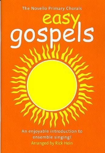 Easy Gospels - Partition - Chœur - laflutedepan.com