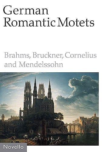 German Romantic Motets Vol 1 - Partition - laflutedepan.com