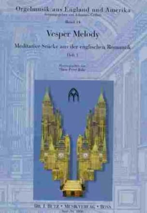 Vesper Melody - Partition - Orgue - laflutedepan.com