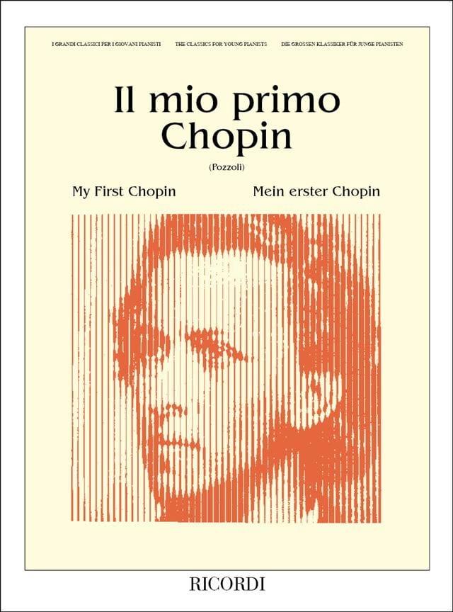 Il Mio Primo - CHOPIN - Partition - Piano - laflutedepan.com