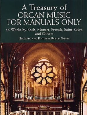 - A Treasury Of Organ Music For Manuals Only - Partition - di-arezzo.co.uk